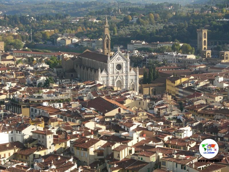 Come raggiungere Firenze, Santa Croce