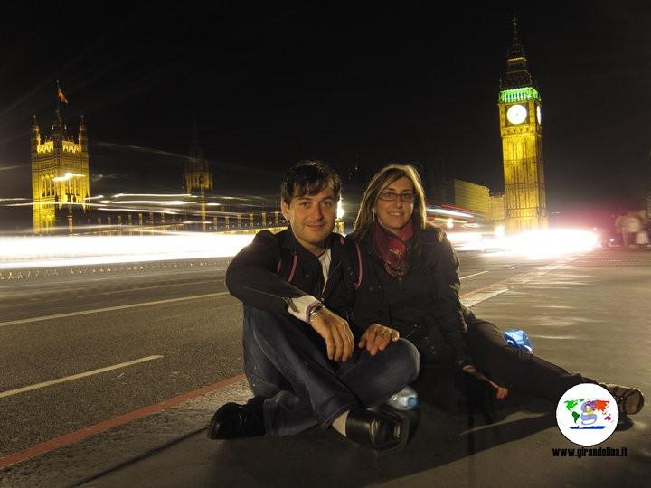 Disavventure in viaggio, Londra  la nostra miglior cena
