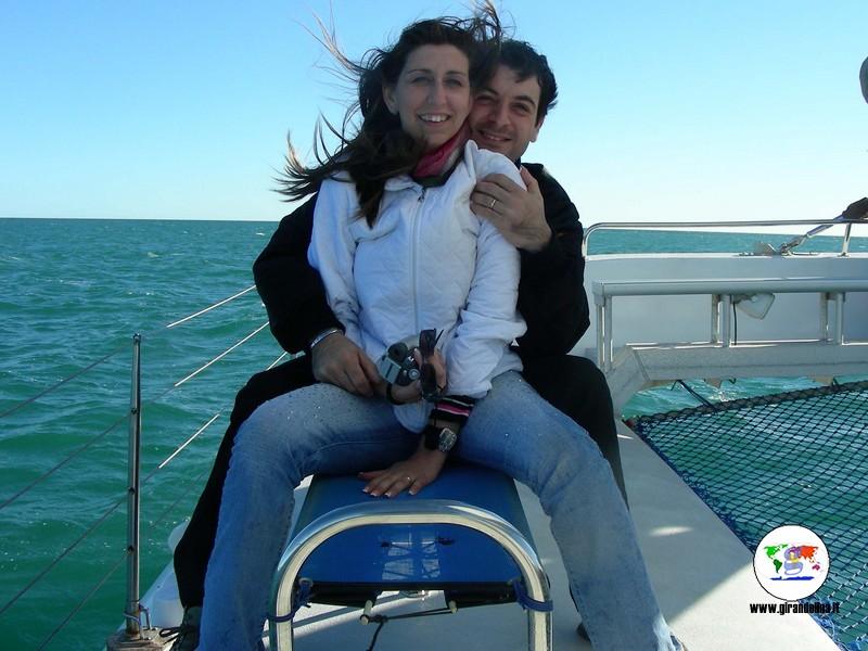 Vacanze in catamarano con i bambini  i girandolini in Australia