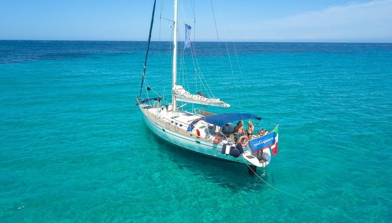 Vacanze in catamarano con i bambini ( ph sailsquare)