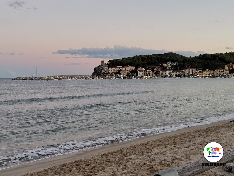 Vacanza all'Isola d'Elba, Marina di Campo
