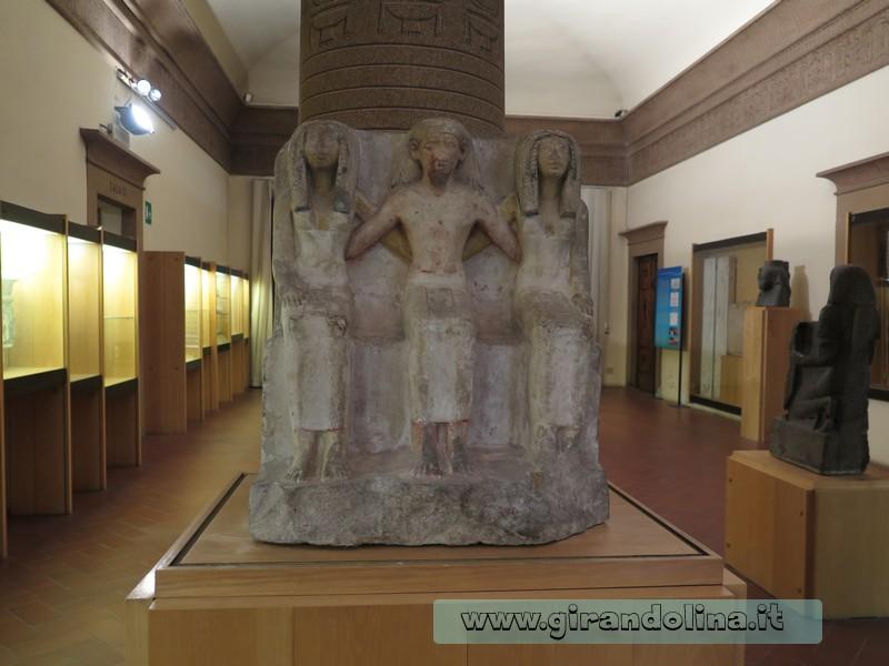 Luoghi e monumenti egizi  a Firenze, il Museo Egizio  a Firenze