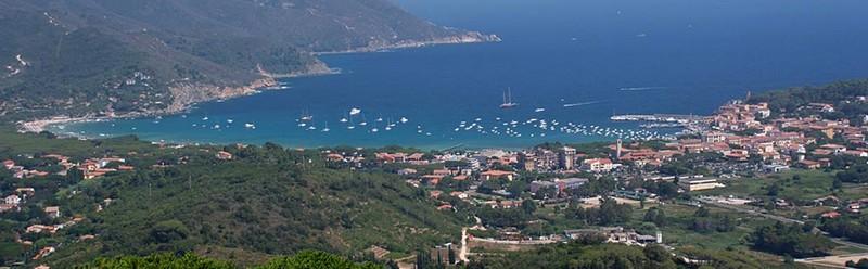 Isola d'Elba in volo, il nostro ritorno nella bellissima isola toscana