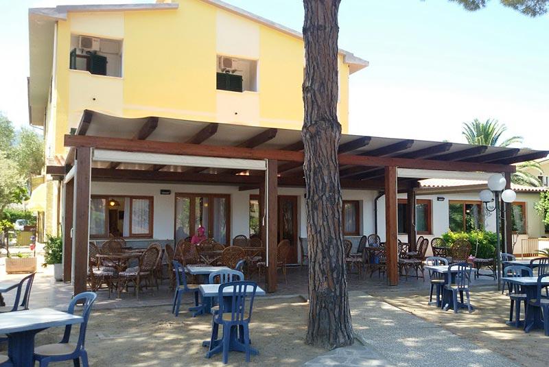 Isola d'Elba in volo, Hotel Santa Caterina ( photo credits Santa Caterina)