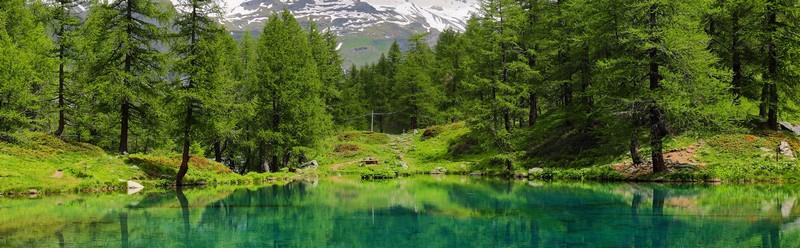 Valle d'Aosta d'estate , la meta perfetta per le vacanze in famiglia