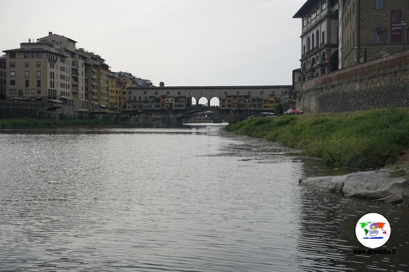 Gita in barchetto storico  sull'Arno